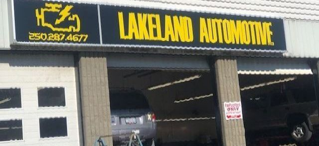 Lakeland Automotive | Campbell River auto repair
